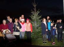 Dec 15: FIRST Christmas lights switch-on